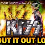 New Kiss Slot Game at Bet Victor Casino